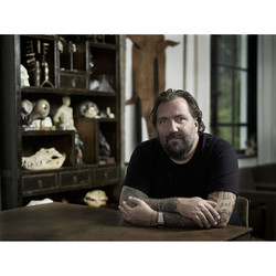 Casper Reinders (horecatygoon) editorial for MoneyCounts Magazine.