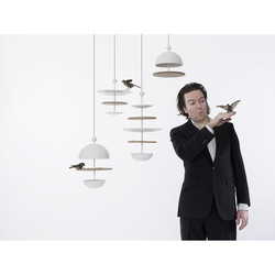 Designer Frederik Roije - Dish of Desire for website.