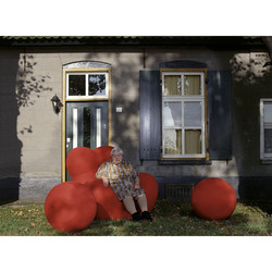 Toike and B&B Up 5 & Up 6 book for Interior Fair Amsterdam. 120 film.