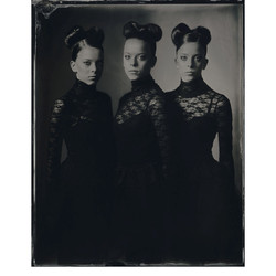 Wet Plate Silver Portraits
